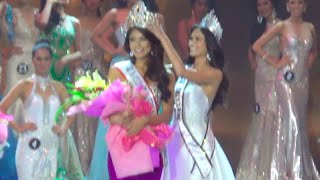 Maxine Medina is new Miss Universe Philippines