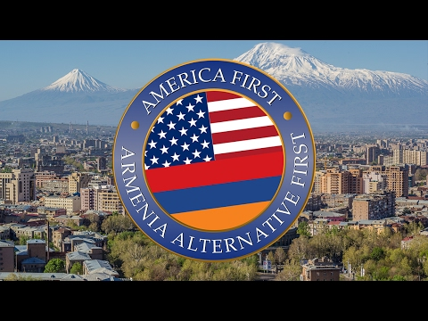 Armenia Second (Alternative First) | An Introductory Video For Donald Trump