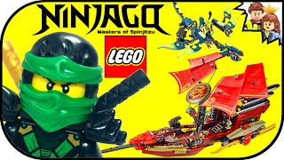 60 Second Build LEGO Ninjago Final Flight of Destiny