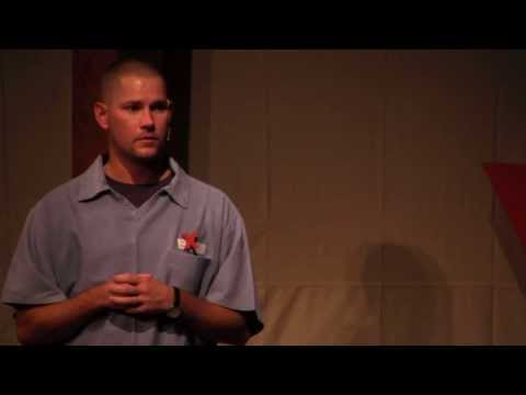Your time in Iraq makes you a threat to society: Andrew Chambers at TEDxMarionCorrectionalSalon 2013