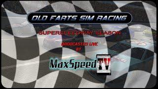 Old Farts Sim Racing Super Speedway Series @ Talladega