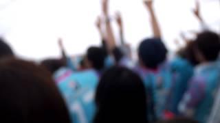 選手入場 サガン鳥栖サポーターチャント「マイノリティ」 途中ビッグフ...