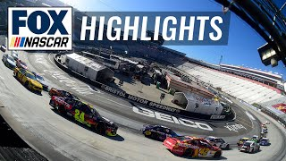 Food City 500 at Bristol | NASCAR ON FOX HIGHLIGHTS