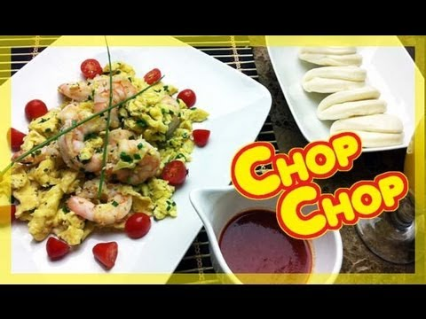 Brunch : Shrimp Egg Fu Yung Recipe (Best Brunch) : Chinese Food : Egg, Eggs, The Egg : CHOPCHOP
