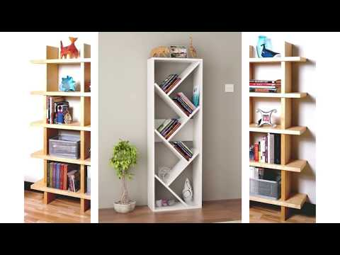 Beautiful Wooden Bookshelf II Book Organizer 📚📚📚
