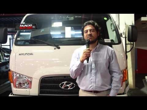 Hyundai Camiones y Buses en Plaza Norte