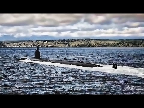 USS Jimmy Carter (SSN-23) • The Last Seawolf Class Submarine