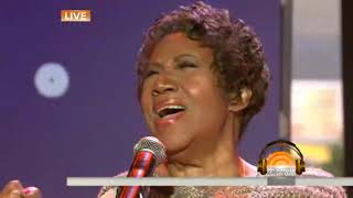 Aretha Franklin. Rolling in the deep