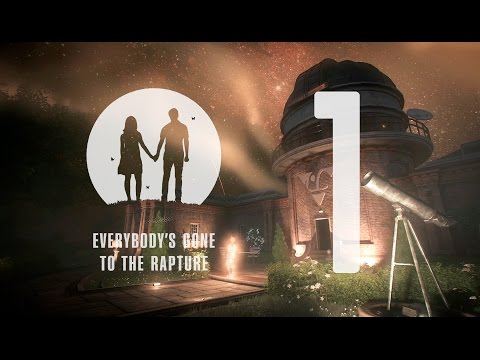 "Everybody's gone to the rapture | En Español | Capitulo 1 | ""Stephen"""