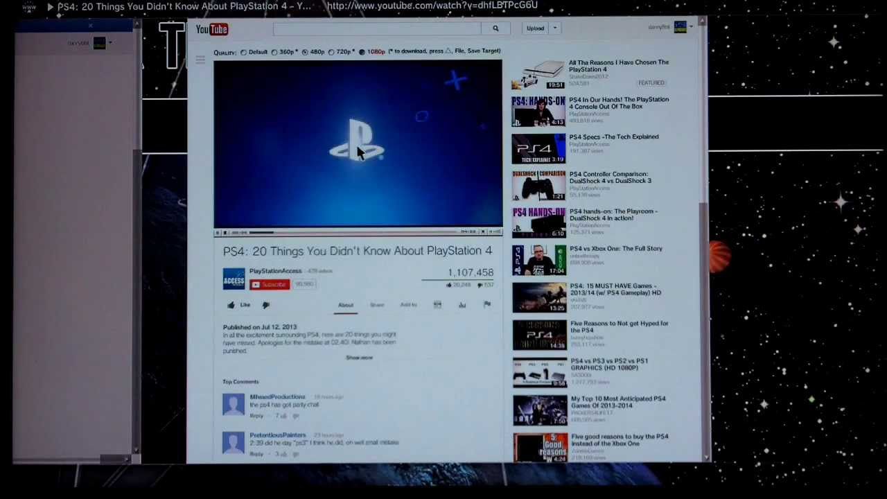 YouTube videos not playing in PS3 browser? Check out PS3 Bookmarklet - YouTube