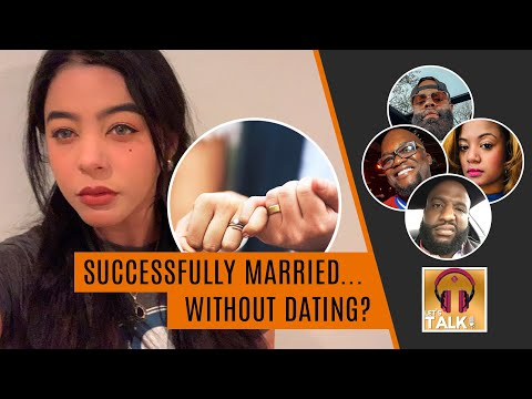 """Ameera explains how SHE'S SUCCESSFULLY MARRIED despite ONLY DATING FOR 5 WEEKS 