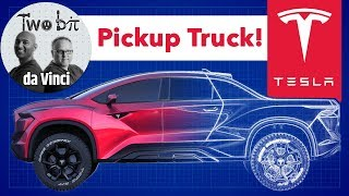 The Tesla Pickup Truck Unveiling Is Almost Here! What we Know