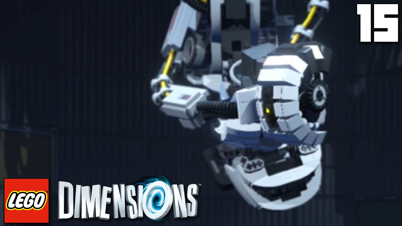 lego dimensions glados instructions