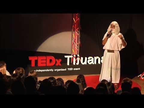 Levanten la mano los pendejos | Pedrófocles (Pedro García) | TEDxTijuana