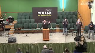 07/05/2021 - Congresso da Família - 20h - Rev. Hernandes Dias Lopes