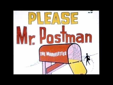 The Marvelettes - Please Mr Postman - HD