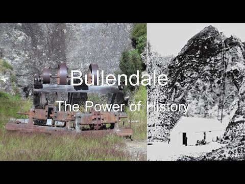 Whiteboard Energy's Bullendale - The Power of History