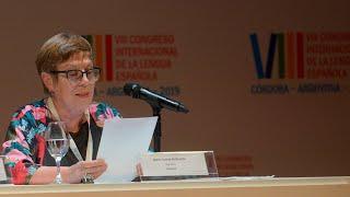 Teresa Andruetto: su discurso completo en el Congreso de la Lengua Española de Córdoba
