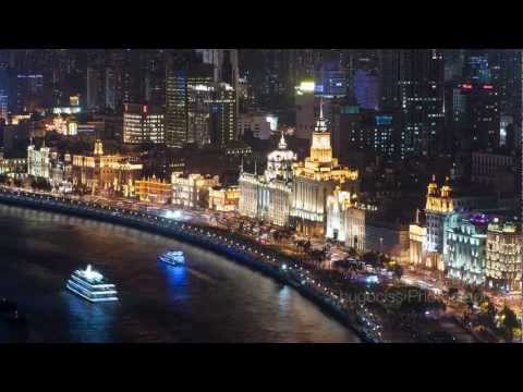 Cities in Time-Lapse: Shanghai II