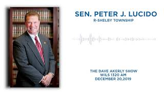 Sen. Lucido joins the Dave Akerly show to discuss road funding