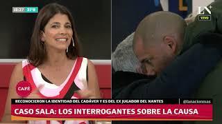 Emotivo homenaje a Emiliano Sala - Café de la tarde