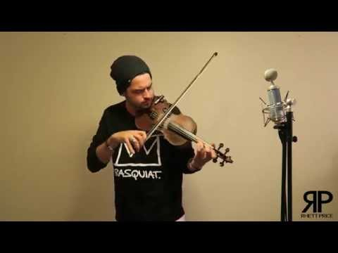 Lean On (violin remix) - Rhett Price - Major Lazer - DJ Snake - MØ