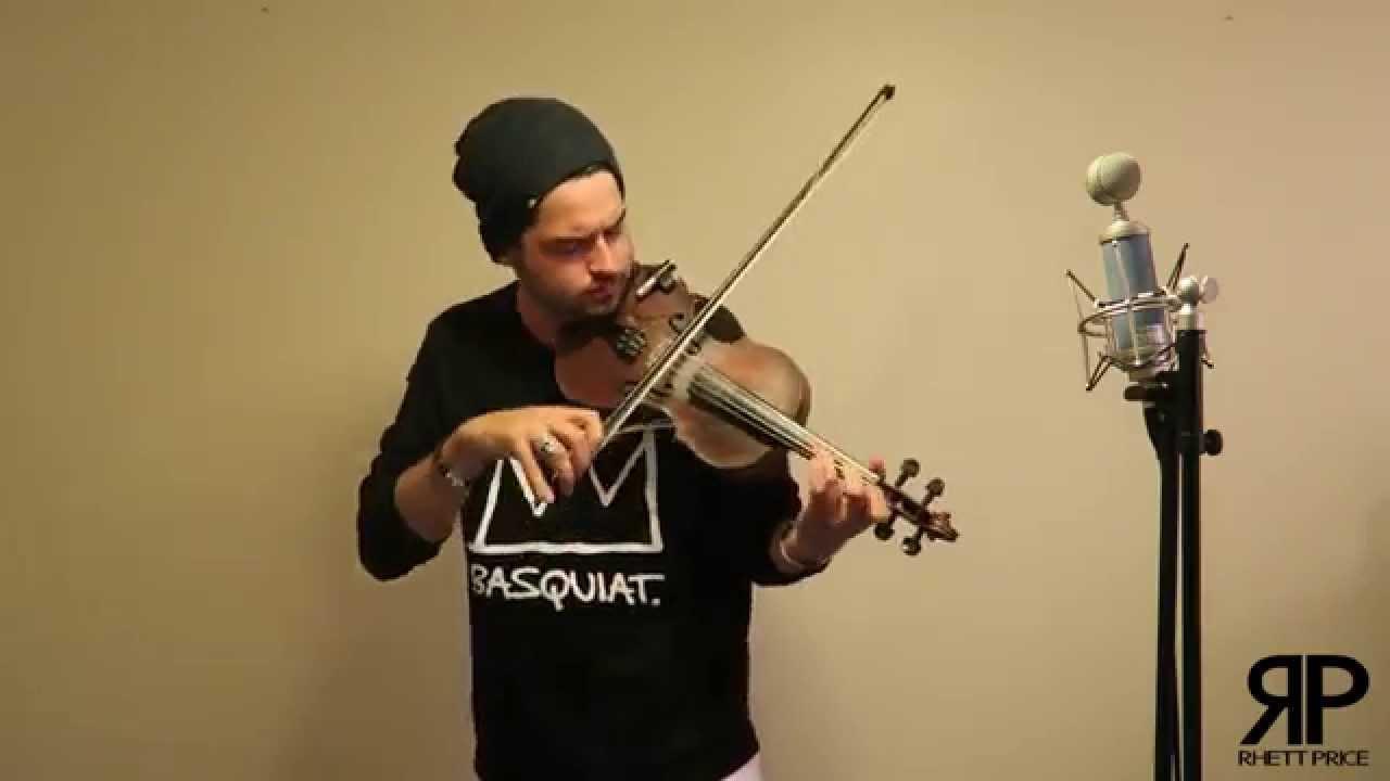 Lean On (violin remix) - Rhett Price - Major Lazer - DJ Snake - MØ