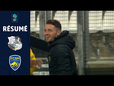 Amiens Sochaux Goals And Highlights