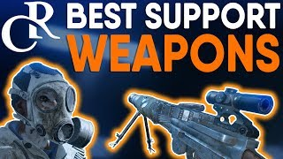 Battlefield 5 - BEST SUPPORT WEAPONS & SPECIALIZATIONS AFTER UPDATES - Battlefield V Tutorial