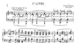 Play Préludes (12) for Piano, Book I, L. 117