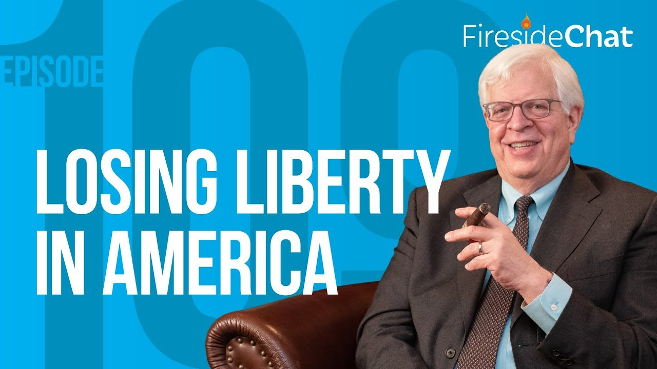 Fireside Chat Ep. 109 — Losing Liberty in America