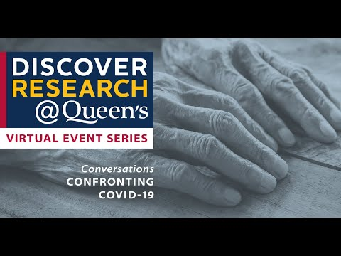 Conversations Confronting COVID-19: Aging