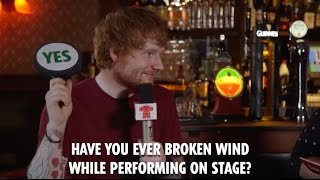 Ed Sheeran Yes/No Game in Smallzy's Surgery