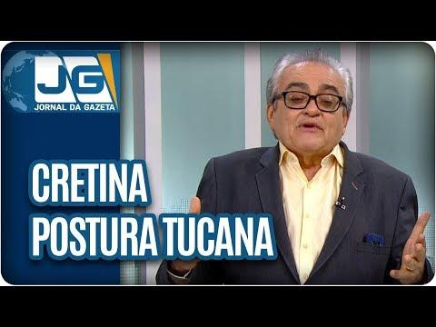 José Nêumanne Pinto / Cretina é pouco para definir postura tucana sobre reforma