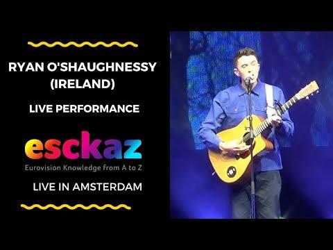 ESCKAZ in Amsterdam: Ryan O'Shaughnessy (Ireland) - Together