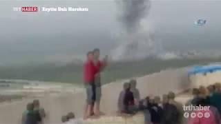 Türk savaş uçakları terör örgütü YPG/PKK hedeflerini vurdu.