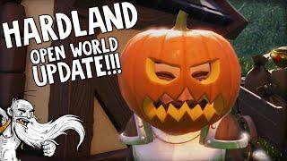 """HUGE OPEN WORLD UPDATE!!!"" - Hardland 1080p HD Gameplay Walkthrough"