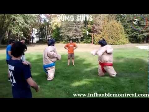 Sumos Suits Fight