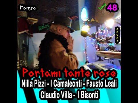 Portami Tante Rose - Cover Live Manjra 48