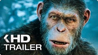 WAR FOR THE PLANET OF THE APES Trailer 3 (2017)