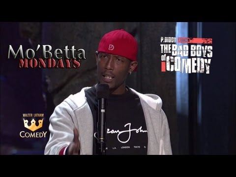 "P Diddy Bad Boys of Comedy ""Rasheed"""