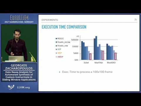 "2017 EuroLLVM Developers' Meeting: G. Zacharopoulos ""Data Reuse Analysis for Automated ..."""