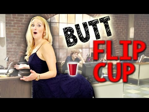 Flip cup ass 1 teens 10