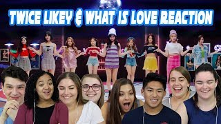 TWICE LIKEY AND WHAT IS LOVE REACTION (S3 EP.4)