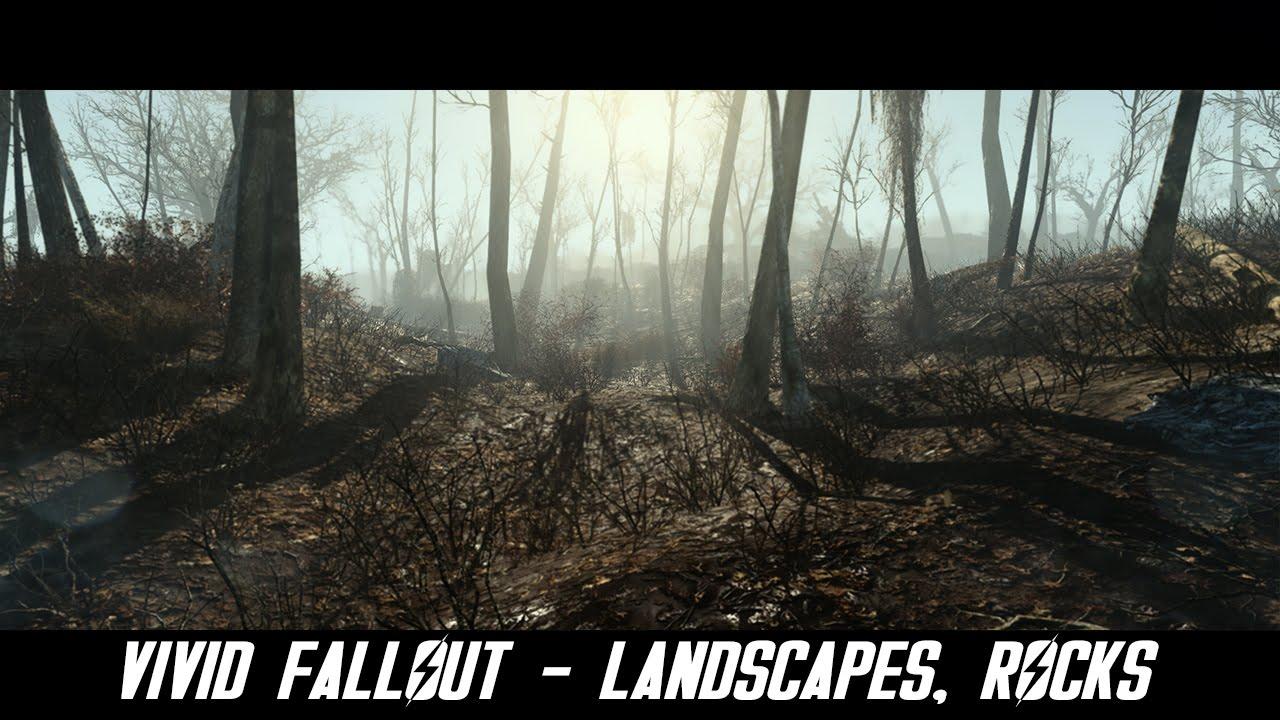 Живописный fallout все в одном / vivid fallout-all in one.