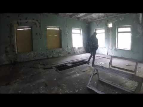 Abandoned radiostation in Latvia