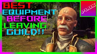 BEST ARMOUR/WEAPONS BEFORE FINISHING GUILD TRAINING - FABLE ANNIVERSARY/LOST CHAPTERS