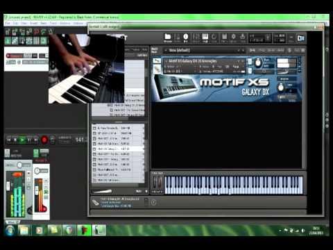 Pianos do Yamaha Motif em qualquer teclado antigo