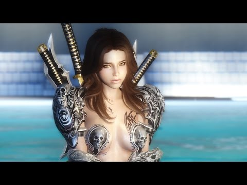 Skyrim: KS Hairdos - 265 | FunnyCat TV