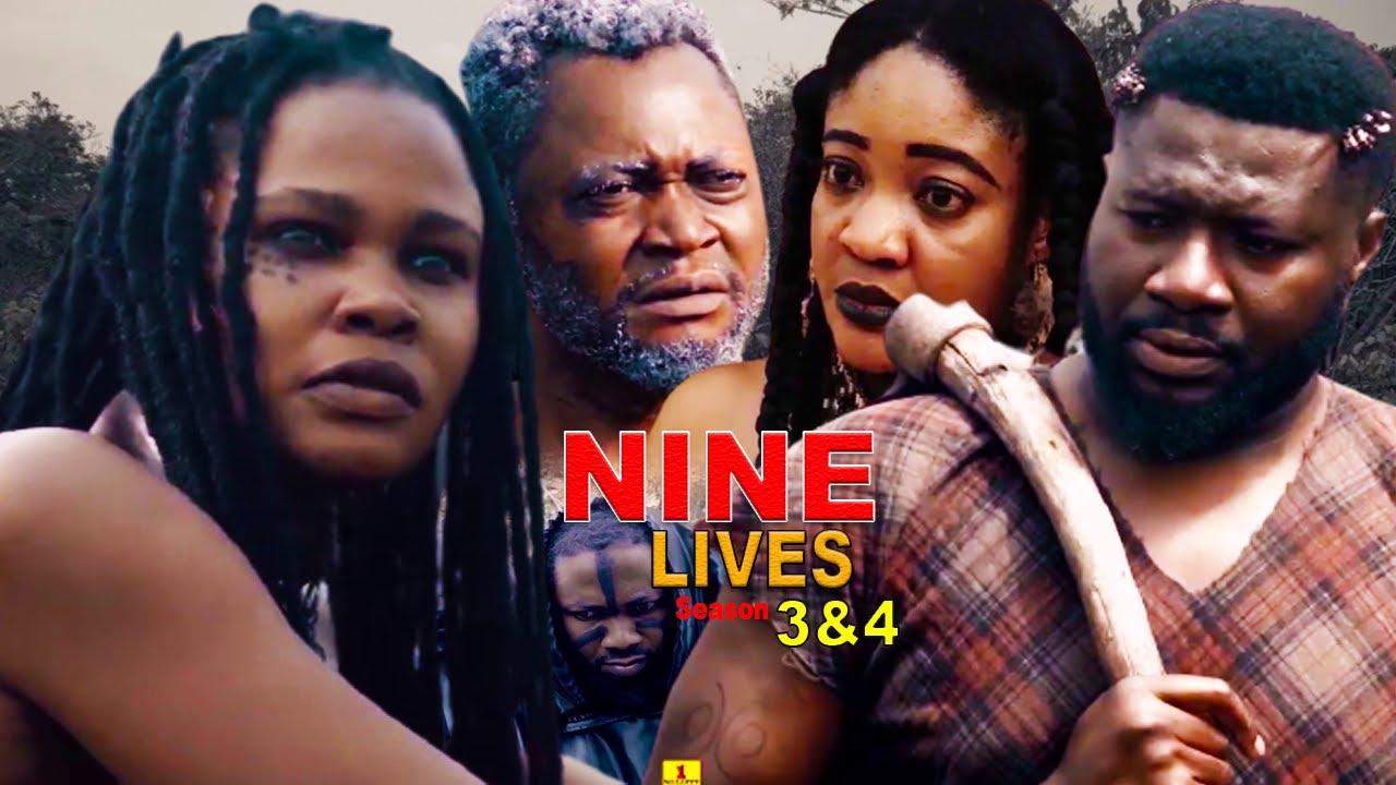 Download NINE LIVES SEASON 3 {NEW TRENDING MOVIE} - 2021 Latest New Movie|Latest Nigerian Nollywood Movie